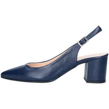 Schuhe Damen Pumps Paola Ghia 8724 Blau