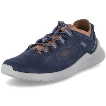 Schuhe Herren Derby-Schuhe Keen Highland Blau