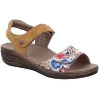 Schuhe Damen Sandalen / Sandaletten Fidelio Sandaletten g 433049-97 beige