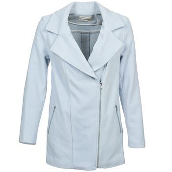 Kleidung Damen Mäntel Naf Naf AIMART Blau