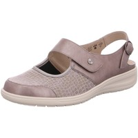 Schuhe Damen Sandalen / Sandaletten Diverse Sandaletten Heaven EFESO/CRASH-FLEX marmo 27500-40169 grau