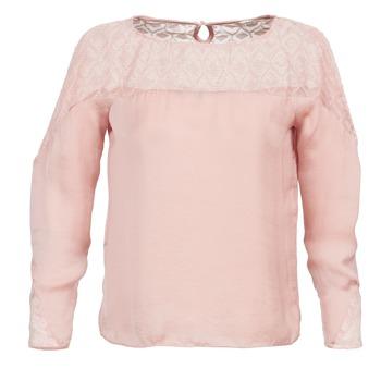 Kleidung Damen Tops / Blusen Naf Naf KIKI Rose