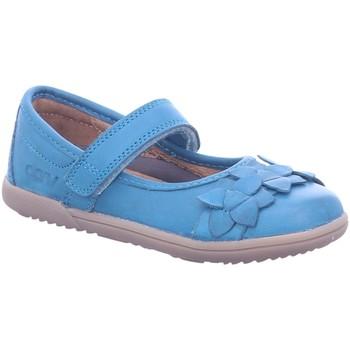 Schuhe Mädchen Derby-Schuhe & Richelieu Vado Spangenschuhe PAULA 33701-153 blau