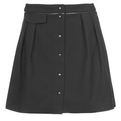 Kleidung Damen Röcke Naf Naf ELORA Schwarz