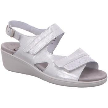 Schuhe Damen Sandalen / Sandaletten Semler Sandaletten R9015-757-010 Ramona H grau