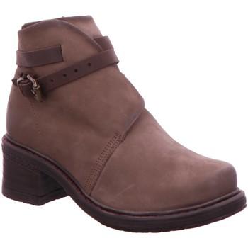 Schuhe Damen Low Boots Macakitzbühel Stiefeletten 2310 beige