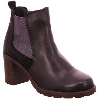 Schuhe Damen Low Boots Macakitzbühel Stiefeletten 2537 schwarz