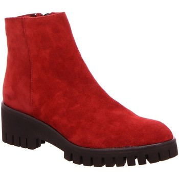 Schuhe Damen Low Boots Lamica Stiefeletten Amelia 7290 rot