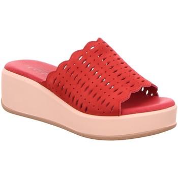 Schuhe Damen Pantoffel Carmela Pantoletten 06727802-S12A rot