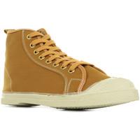 Schuhe Damen Boots Bensimon Tennis stella Braun