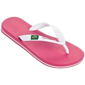 Schuhe Mädchen Zehensandalen Ipanema 80416 (20700) Niña Blanco blanc