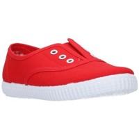Schuhe Jungen Tennisschuhe Batilas 57701 Niño Rojo rouge