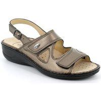 Schuhe Damen Sandalen / Sandaletten Grunland DSG-SE0401 PIOMBO