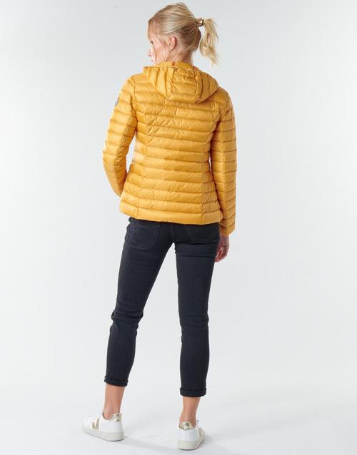 JOTT CLOE Gelb - Kostenloser Versand    - Kleidung Daunenjacken Damen 15900 cKeSH