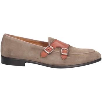 Schuhe Herren Slipper Made In Italia 1124 Halbschuhe Mann Tortora Tortora