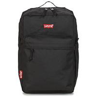 Taschen Rucksäcke Levi's Levi's L Pack Standard Schwarz