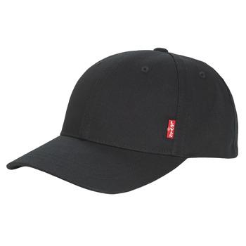 Accessoires Schirmmütze Levi's CLASSIC TWILL REDL CAP Schwarz