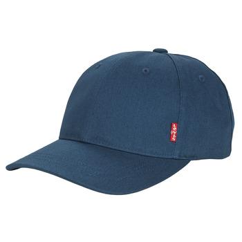 Accessoires Herren Schirmmütze Levi's CLASSIC TWILL RED CAP Blau