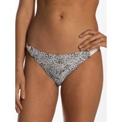 Kleidung Damen Bikini Ober- und Unterteile Beachlife Sprinkles  Strümpfe mit gedrehter Badehose Perlschwarz-weiß