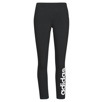 Kleidung Damen Leggings adidas Performance W E LIN TIGHT Schwarz
