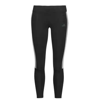 Kleidung Damen Leggings adidas Performance RUN IT TGT W Schwarz