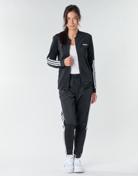 Kleidung Damen Jogginganzüge adidas Performance WTS BACK2BAS 3S Schwarz