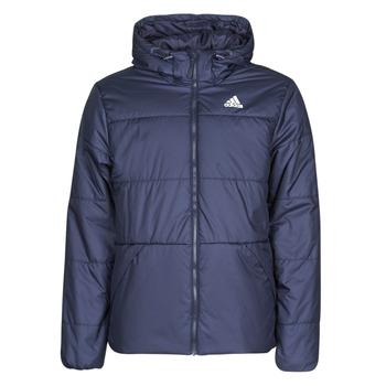 Kleidung Herren Daunenjacken adidas Performance BSC HOOD INS J Blau