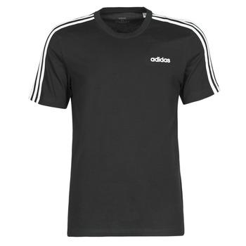 Kleidung Herren T-Shirts adidas Performance E 3S TEE Schwarz