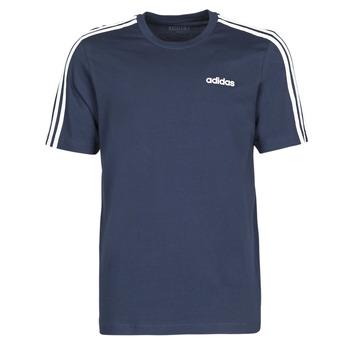 Kleidung Herren T-Shirts adidas Performance E 3S TEE Blau