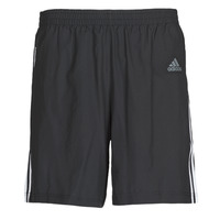 Kleidung Herren Shorts / Bermudas adidas Performance RUN IT SHORT 3S Schwarz