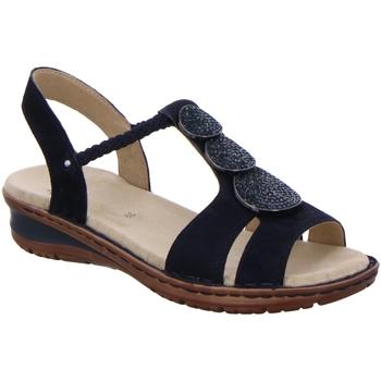 Schuhe Damen Sandalen / Sandaletten Ara Sandaletten 12-27239-72 blau