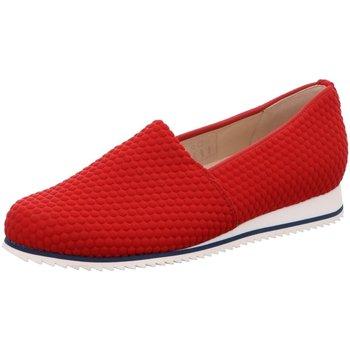 Schuhe Damen Slipper Hassia Slipper 9-301687-4000 rot