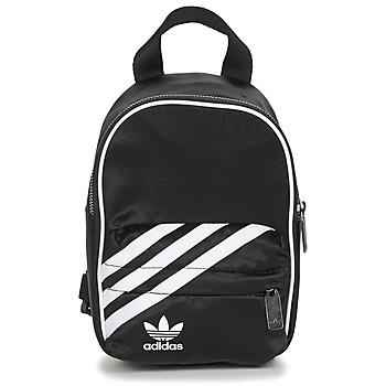 Taschen Damen Rucksäcke adidas Originals BP MINI Schwarz