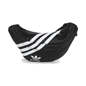 Taschen Hüfttasche adidas Originals WAISTBAG NYLON Schwarz