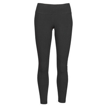Kleidung Damen Leggings Reebok Classic TE LINEAR LOGO CT L Schwarz
