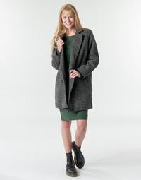 Kleidung Damen Mäntel Petrol Industries JACKET WOOL Grau
