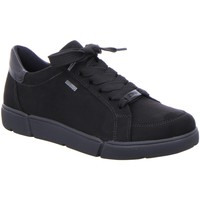 Schuhe Herren Sneaker Low Ara Schnuerschuhe 12-14433-01 schwarz