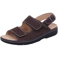 Schuhe Herren Sandalen / Sandaletten Longo Offene 1006511 braun