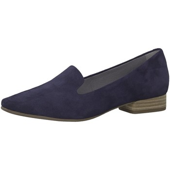 Schuhe Damen Slipper Be Natural Slipper 8-8-24240-22/805 8-8-24240-22/805 blau