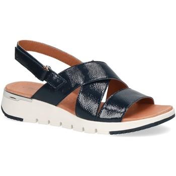 Schuhe Damen Sandalen / Sandaletten Caprice Sandaletten Woms Sandals 9-9-28700-24/815-815 blau