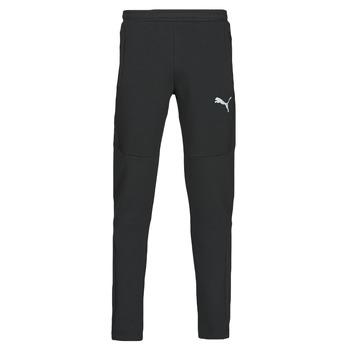 Kleidung Herren Jogginghosen Puma EVOSTRIPE PANTS Schwarz