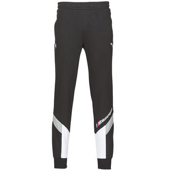 Kleidung Herren Jogginghosen Puma BMW MMS MCS SWEAT PANTS SLIM FIT Schwarz