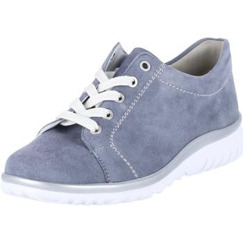 Schuhe Damen Derby-Schuhe Semler Schnuerschuhe L5045042/076 076 blau
