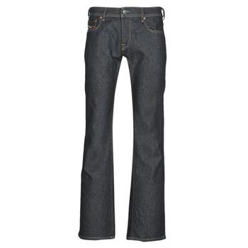 Kleidung Herren Bootcut Jeans Diesel ZATINY Blau / 009hf