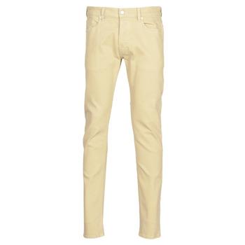 Kleidung Herren Slim Fit Jeans Diesel D-LUSTER Beige
