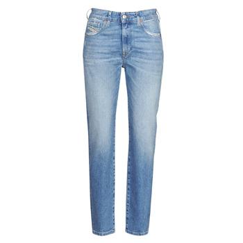 Kleidung Damen Slim Fit Jeans Diesel D-JOY Blau009eu