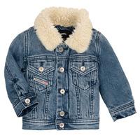 Kleidung Kinder Jacken Diesel JESKI Blau