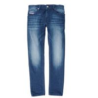 Kleidung Jungen Slim Fit Jeans Diesel THOMMER Blau