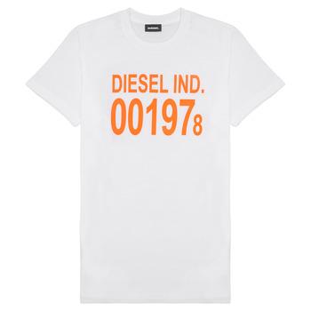 Kleidung Kinder T-Shirts Diesel TDIEGO1978 Weiss