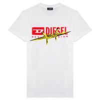 Kleidung Jungen T-Shirts Diesel TDIEGOBX2 Weiss